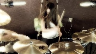 METALLICA - ONE - DRUM COVER BY MEYTAL COHEN