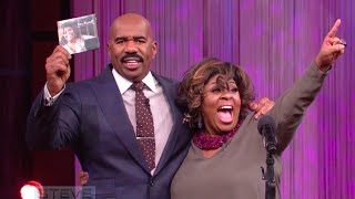 Kim Burrell: Lord have mercy, this girl can sing! || STEVE HARVEY