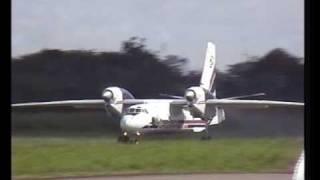 Caribcarga AN-32B departure