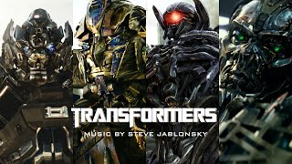 Steve Jablonsky - Transformers 2007-2014 (Epic Music Collection) [Interactive]*