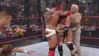 Triple H Wins World Heavyweight Championship