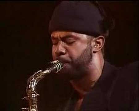 Kenny Garret Saxofon Solo