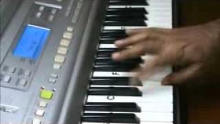 amay proshno koray nil dhrubo tara - hemant kumar - bengali song piano cover