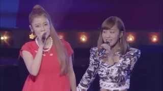 Berryz Koubou & ℃-ute - Ganbacchae! [Live]