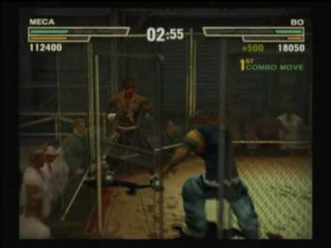Def Jam Fight for NY Meca vs Bo