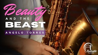 AT Romantic CLASS #1 - BEAUTY AND THE BEAST (Celine Dion / Peabo Bryson) Saxofone (Angelo Torres)