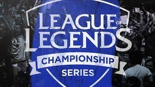 NA LCS Spring Finals 2017: TSM vs. Cloud9