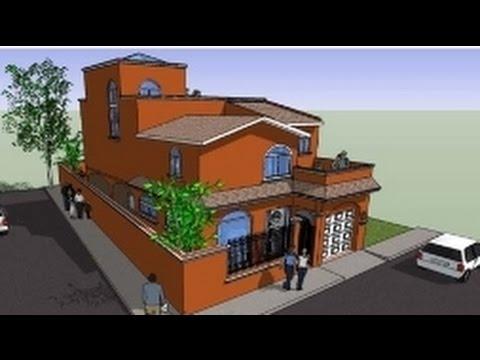 Planos de Casas Modelo San Alfonso 09 Arquimex Planos de Casas