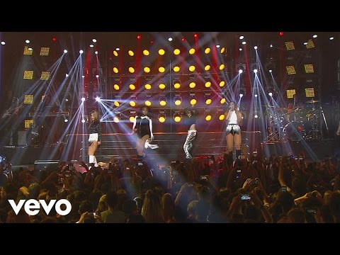 Fifth Harmony Scared of Happy Live at FunPopFun Festival
