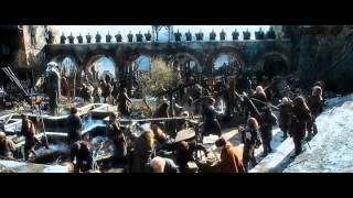 The Hobbit - Gandalf arrives in Dale