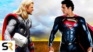 Download Superman VS Thor: Clash of the Gods - New Epic Fan Trailer (Marvel VS DC) 3Gp Mp4
