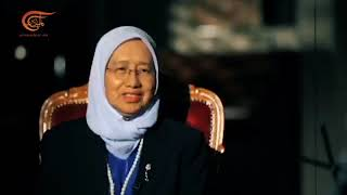 Aini Ideris interview with Al Mayadeen on March 10 and 17