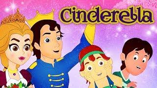 Cinderella - Story In Hindi   Pariyon Ki Kahani परियों की कहानी   Hindi Kahaniya   Hindi Fairy Tales