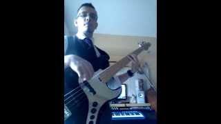 Bass Lesson: Latin Patterns: Samba alternatives.