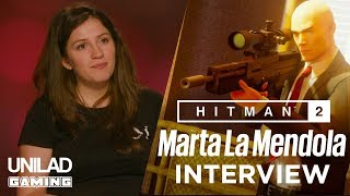 Hitman 2 Developer Marta La Mendola On How Elusive Targets Have Changed The Game