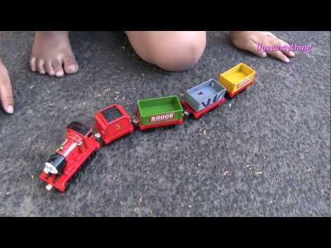 Thomas & Friends Thomas James and the Sodor train carts Ducati Motorcycles