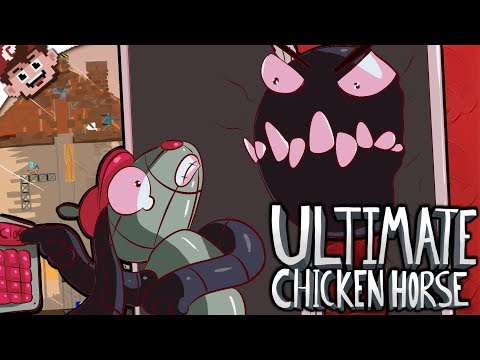 Xxx Mp4 The MANSION Of MISERY Don T Trust The Elevator Ultimate Chicken Horse 3gp Sex
