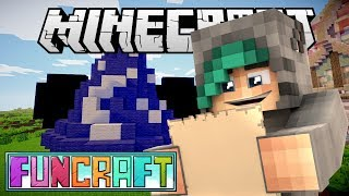 THE MAGICAL QUEST OF THE SERVER! - Minecraft FunCraft SMP - Ep.23