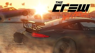 The Crew Wild Run Gameplay - OPEN WORLD FREE ROAM GAMEPLAY