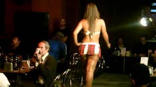 Katty Perez Pasarela Casa Zeller Marzo 2012 Video 1