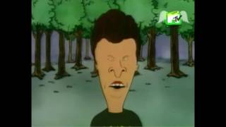 Beavis and butthead Cow tipping