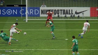 IRAN VS IRAQ Asian Cup (AFC) UAE 2019   Full Match   All Goals HD   PES