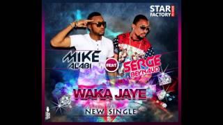 Mike Alabi feat Serge Beynaud - Waka Jaye (audio)