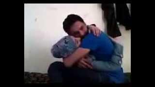 Irani new beautifull girls kissing with boy friends on youtube video