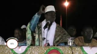 Le prêche de Badra fils de Ousmane Madani HAIDARA sur la naissance du prophète à Kita déc 2016