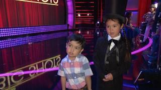 Little Big Shots: Season 2 Premiere - Steve Harvey & The Kids Tell All!