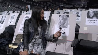 Who Is Sitting Where At The GRAMMYs? | 2019 GRAMMYs