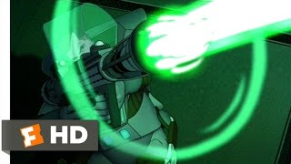 Titan A.E. (3/3) Movie CLIP - Covering Cale (2000) HD