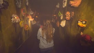 Trick or Treat Maze at Knott's Scary Farm 2017