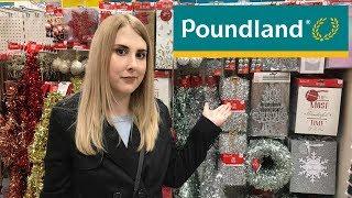Poundland Christmas Special December 2017