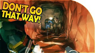 EPIC CO-OP GAME - The DANGEROUS QUEST for DWARF LOOT - DEEP ROCK GALACTIC Gameplay Part 1 (Engineer)