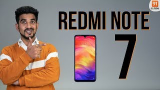 Redmi Note 7: Review of specification [Hindi हिन्दी]