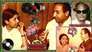 RAFI & LATA-Film-LACHHI-{1949}-Hum Ne Tere Se Piyar Paleya-[ First Time~Only On This Channel-78RP