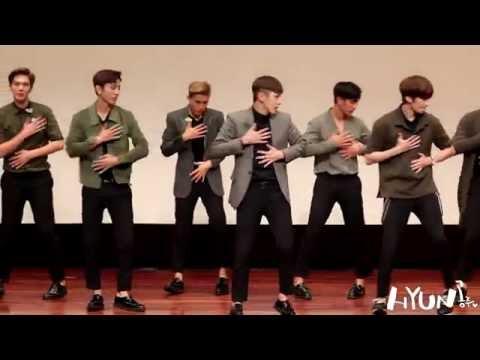 매드타운 인천팬싸 빈칸 full video (160724 madtown)
