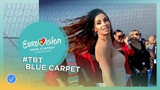 Throwback Thursday: Back to the blue carpet of Eurovision 2018!