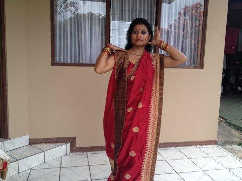 morey piya saree drape from devdas