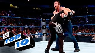 Top 10 SmackDown LIVE moments: WWE Top 10, Sept. 20, 2016
