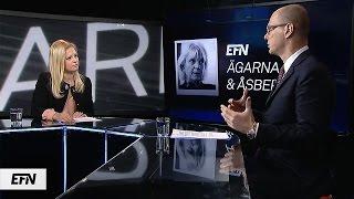 """Telia: """"Staten är en velig och ombytlig ägare"""" - Ägarna & Åsberg"""