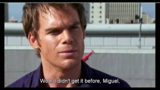 Dexter Morgan Vs Miguel Prado