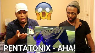 Pentatonix - Aha!, Singapore, The Star Vista (REACTION)