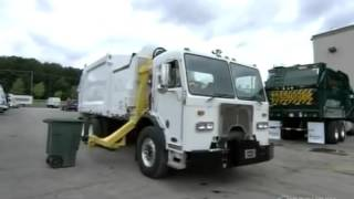 How It's Made Garbage Trucks