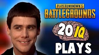 PUBG - WHEN PLAYERS HAVE 20 IQ (Dumbest Plays Ever)
