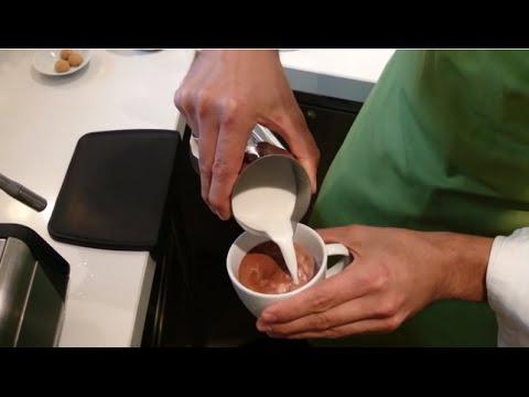 Die Perfektion der heißen Schokolade (Tutorial of Hot Chocolate)