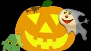 Pumpkin Pumpkin - Halloween Song