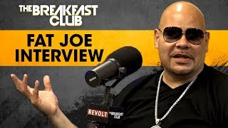 Fat Joe Puts New York Hip-Hop At The Top, Talks Remy Ma, LL Cool J & More