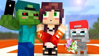 Mob Kids Life 3 - Craftronix Minecraft Animation
